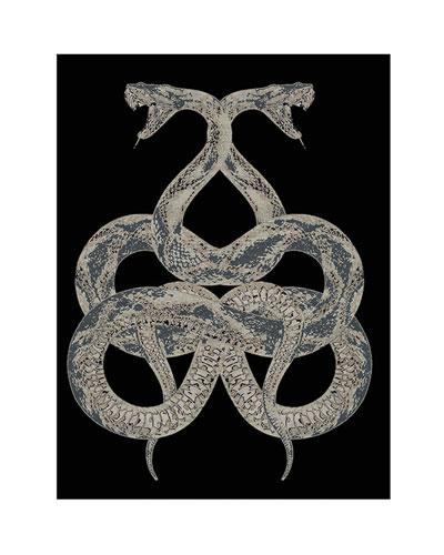 Snake Rug  16.4' x 13.1'