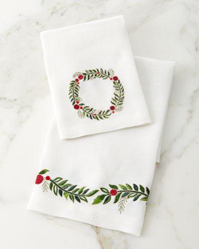 Garland Fingertip Towels  Set of 2