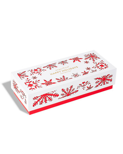 Happy Holidays 3-Piece Bento Box