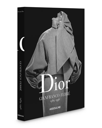 Dior by Gianfranco Ferre Book