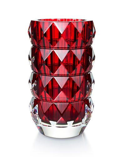 Louxor Round Vase