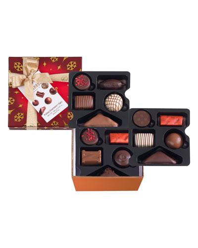15-Piece Medium Pralines Assortment Gift Box
