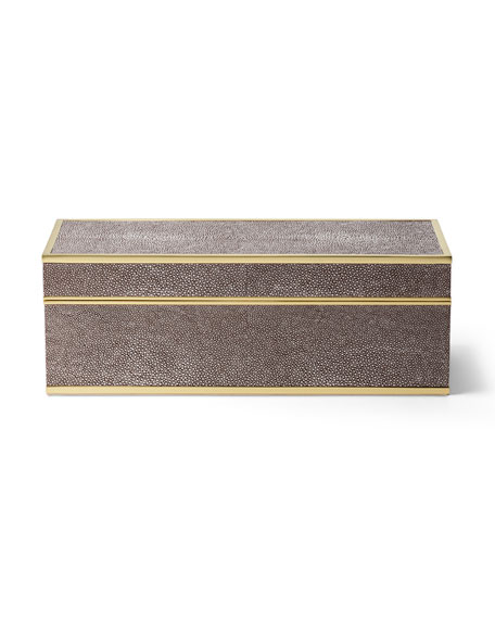 Shagreen JENGA Set