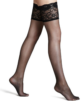Allure Stay-Up Stockings