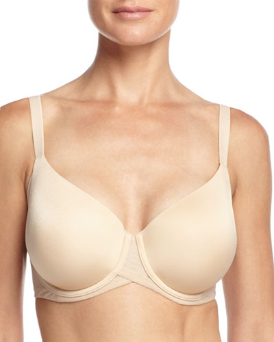 Ultimate Side-Smoother Contour Bra