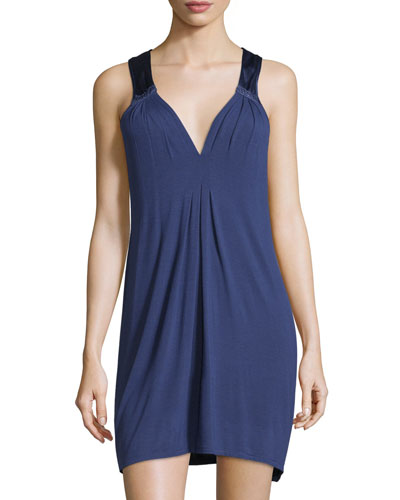 Luxe Jersey Chemise