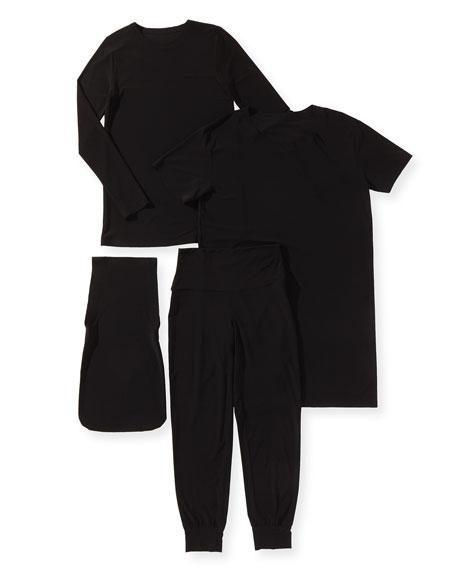 Go Travel 3-Piece Pack Set, Black