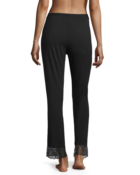 Minoa Lounge Pants, Black