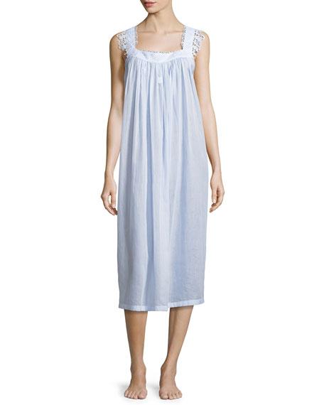 Anastasia Sleeveless Nightgown