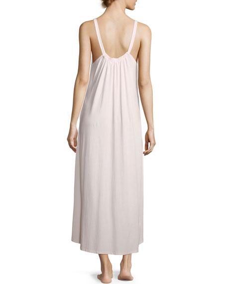 Phedora Sleeveless Cotton Nightgown