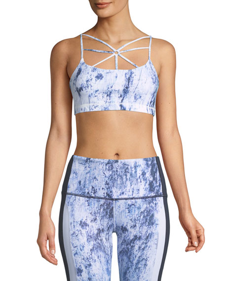 TKO Strappy Performance Bralette