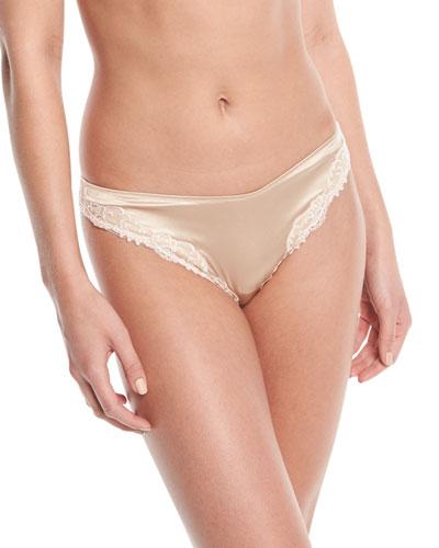 Splendeur Soie Italian Bikini Briefs