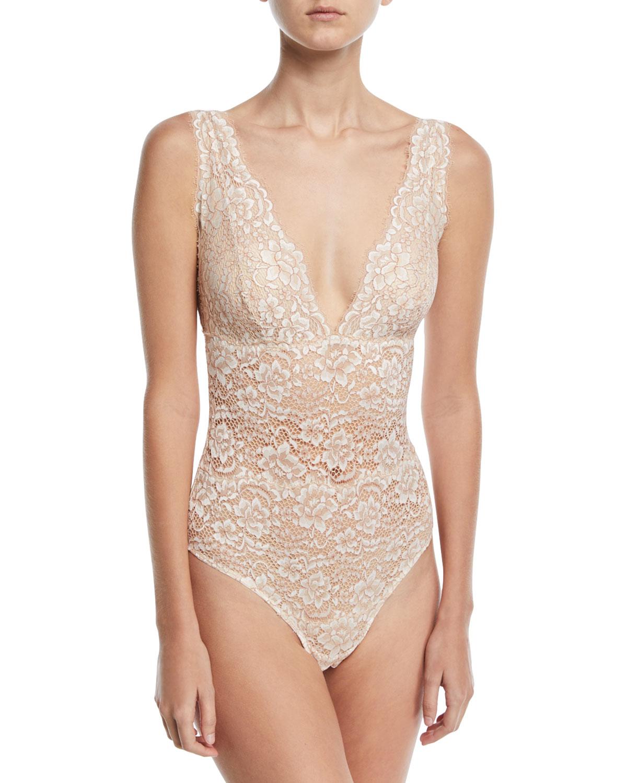 Cosabella Suits Pret a Porter Lace Bodysuit