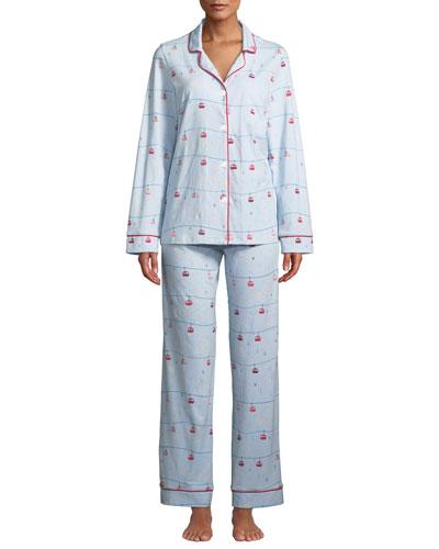 Hit the Slopes Classic Pajama Set