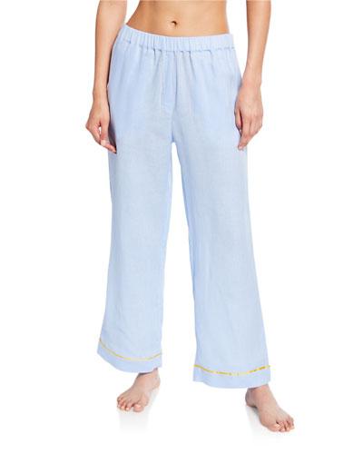 Pax Linen Pajama Pants