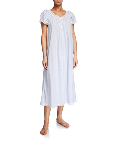 Lynn Cap-Sleeve Nightgown