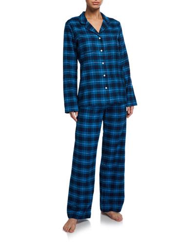 Kelburn Plaid Classic Pajama Set