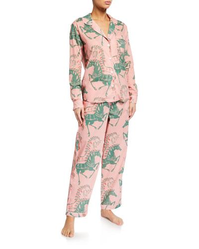 Caballo Classic Pajama Set