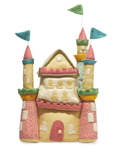 Wool Felt Castle, Multi