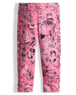 Pulse Spiro Capri Pants, Pink, Size XXS-L