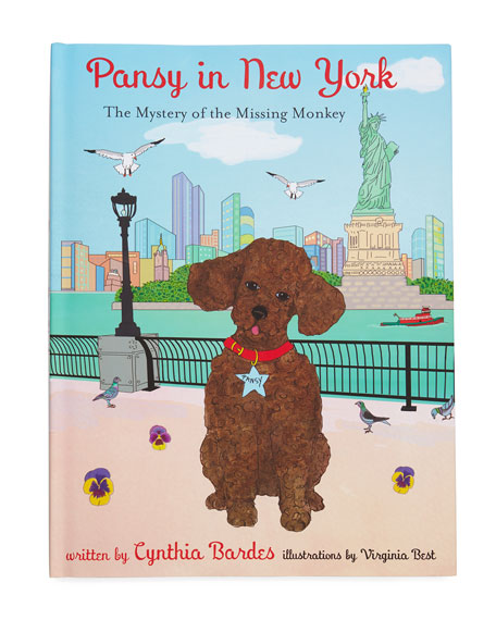 Pansy in NYC Book
