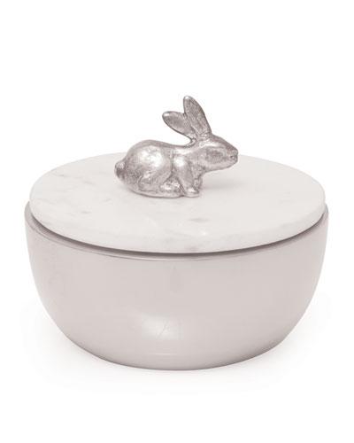 Kids' Bunny Keepsake Box