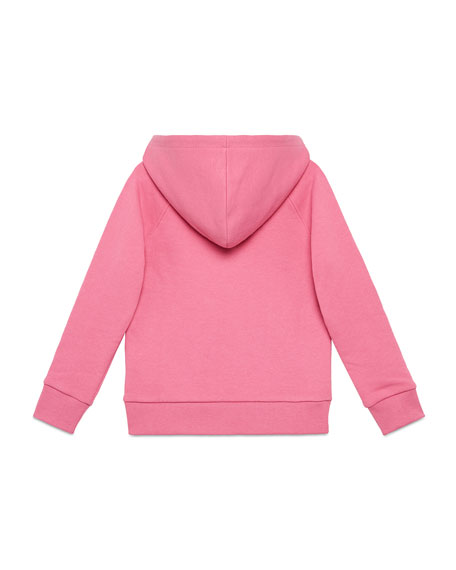 d438f29afc862 Gucci Vintage Logo Hooded Sweatshirt
