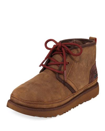 Neumel II Waterproof Lace-Up Boots  Kids