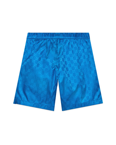 GG Supreme Athletic Shorts, Size 4-12