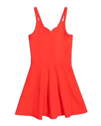 The Laynie V-Neck Sleeveless Dress  Size S-XL