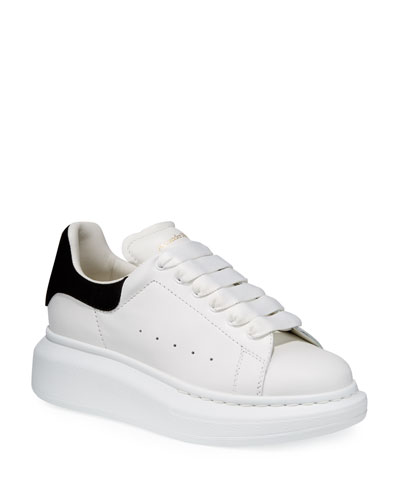 Oversized Leather Sneakers  Toddler/Kids