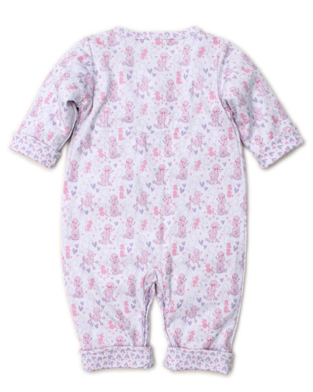 Oodles of Poodles Printed Coverall, Size 3-24 Months