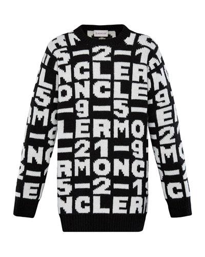 Knit Sweater Dress  Size 4-6