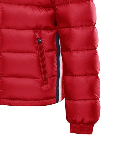New Gastonet Puffer Coat, Size 8-14