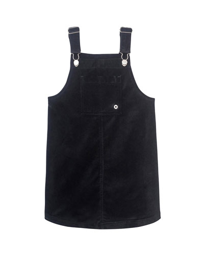 Girl's Penelope Pinafore Dress  Size S-L