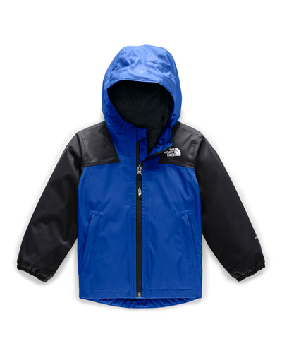 Boy's Warm Storm Two-Tone Jacket  Size 2-4T