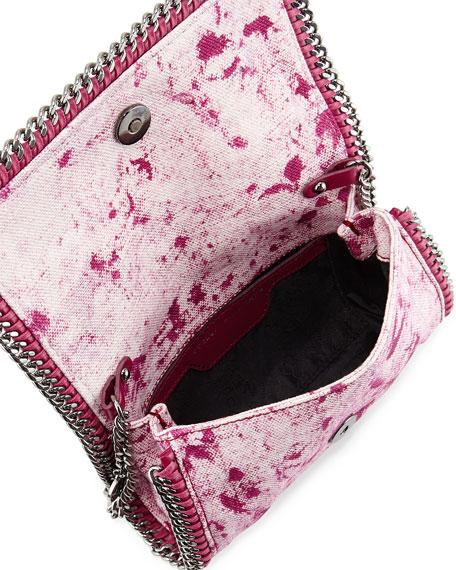3fcef1742239 Stella McCartney Small Falabella Splash-Print Crossbody Bag