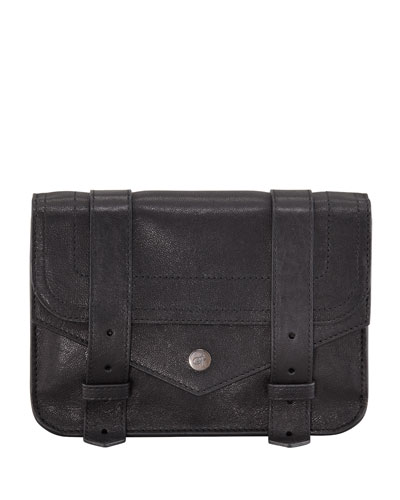 PS1 Large Chain Wallet, Black