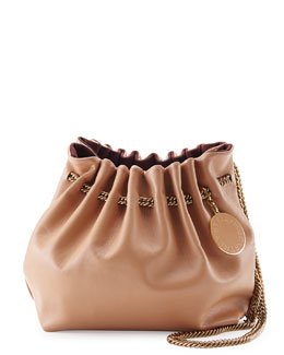 Plonge Faux-Leather Bucket Bag