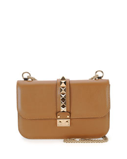 Medium Lock Shoulder Bag