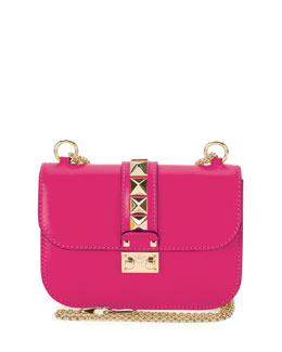 Rockstud Flap Small Shoulder Bag