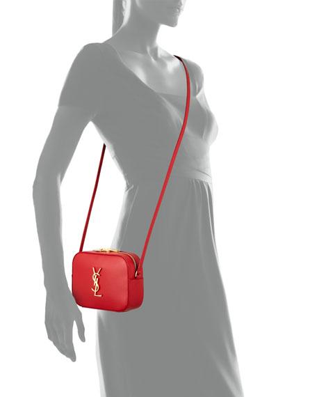 Monogram Camera Crossbody Bag