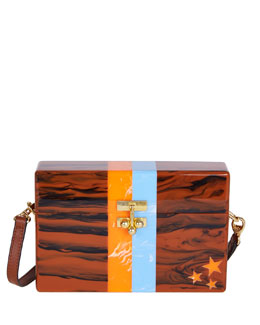 Stars & Stripes Small Trunk Bag