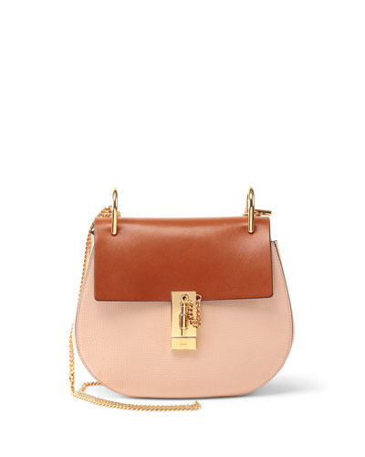 Drew Mini Colorblock Shoulder Bag