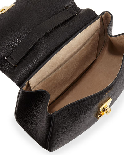 where to buy chloe bags - drew small bag in grained lambskin