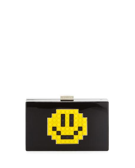 Grace Lego® Smile Box Clutch Bag