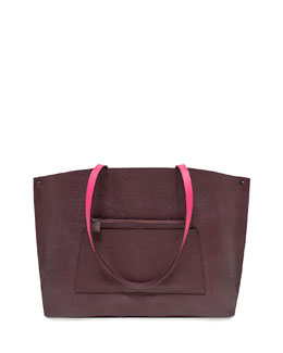 Ai Medium Reversible Shoulder Bag