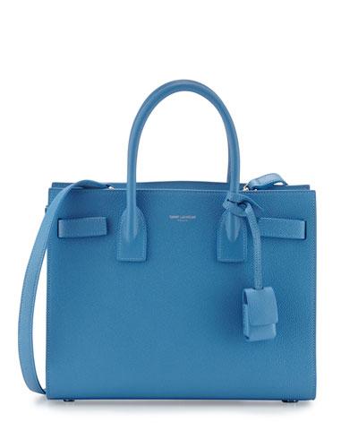 Sac de Jour Baby Satchel Bag, Light Blue