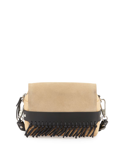 Bianca Small Fringe Crossbody Bag