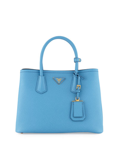 Prada Women\u0026#39;s Handbags - Bergdorf Goodman - prada galleria bag ink blue